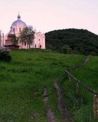 Найвища точка України за межами Карпат і Криму