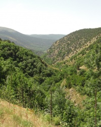 Узунджинський каньйон