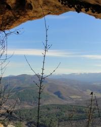 Суллук-Коба – грот із п'ятьма вікнами-входами