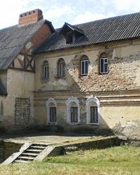 Дворец-шале в с.Комаргород