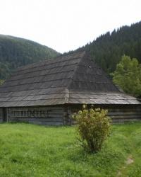 Музей «Гуцульская гражда» в с.Криворовня