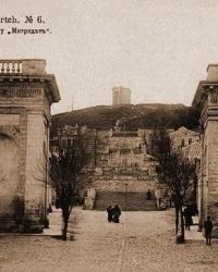Большая Митридатская лестница. г.Керчь