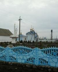Храм «Покрова Пресвятой Богородицы» в с.Строгановка