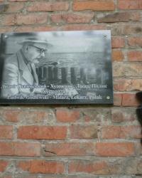 Памятная доска Людвигу Годлевскому