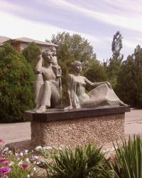 Памятник семье в г.Бердянск