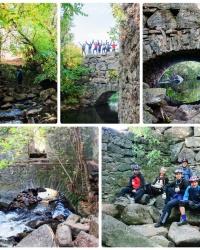 Заброшенная водяная мельница, села Львов