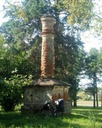Курган - могила 11 века, д. Осошники.