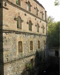 Руины мельницы Добровольского (Ивановская)