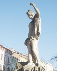 Фонтан «Амфітрита» у Львові