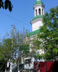 Церква Святої Трійці у Коростишеві