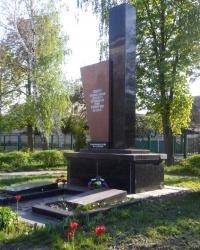 Пам'ятник учителям та учням школи №1 у Коростишеві