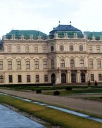 Палац Бельведер у Відні