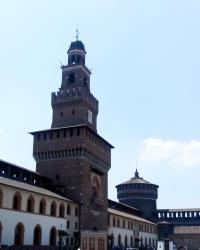 Замок Сфорца у Мілані