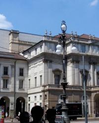 Театр Ла Скала  и його  музей у Мілані