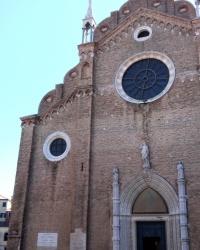 Собор Санта-Марія Глоріоза дєї Фрарі у Венеції