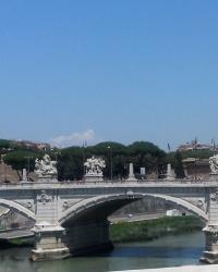 Міст Віктора Емануїла II у Римі