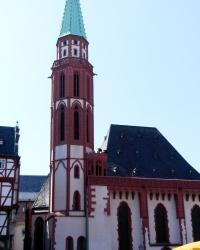 Стара церква Святого Миколая в Франкфурті