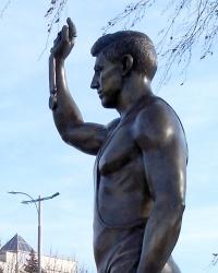 Пам'ятник Якову Пункіну у Запоріжжі