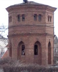 Водонапірна вежа у Запоріжжі