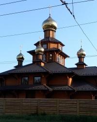 """Храм """"Матері Божої Неустанної Помочі"""" в Запоріжжі"""