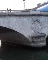 Міст Міняйл  у Парижі