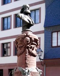 Пам'ятник Фрідріху Столце у Франкфурті
