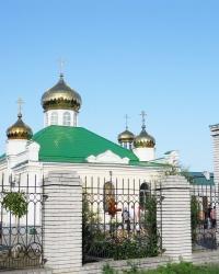 Свято-Никольский храм в Запорожье на Кремлевской
