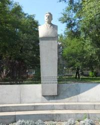 Памятник Александру Винтеру