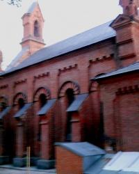Сумская Церковь Благовещенья Пресвятой Девы Марии