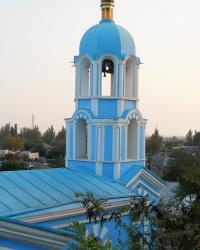 Храм Рождества Пресвятой Богородицы города Геническа