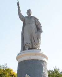 Памятник Богдану Хмельницкому в Мелитополе