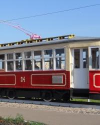 Памятник трамваям Казани