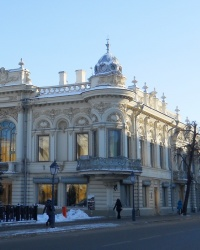 Дом Ушковой  в Казани