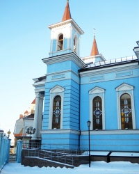 Католический собор в Казани