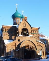 Старообрядческая казанская церковь иконы божией матери