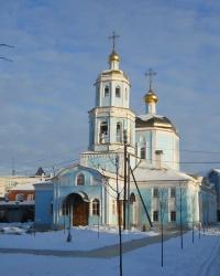Кряшены Казани и их Тихвинско-Богородицкая церковь.