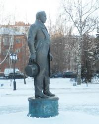 Карлу Фуксу от благодарной Казани