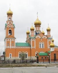 Успенский Собор в Атырау