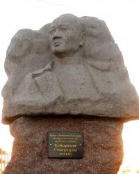Памятник Кайыргали Смагулову в Атырау