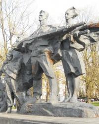 Монумент героям Сумщины