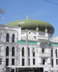 Мечеть и Арабский культурный центр в Одессе