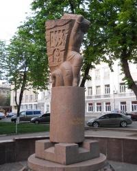 Памятник погибшим милиционерам Одессы