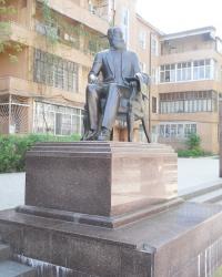 Памятник Григорию Маразли в Одессе