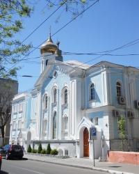 """Церковь иконы Божьей Матери """"Всех Скорбящих Радость""""  в Одессе"""