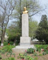 Памятник Ленину в Белгороде-Днестровском
