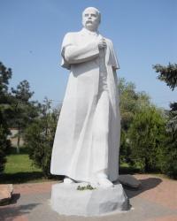 Пам'ятник Т.Г. Шевченко у Білгород-Дністровську