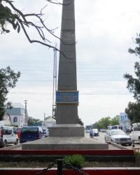 Памятник жителям Николаевки погибшим в войнах