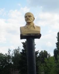 Памятник Ленину  в Мировом