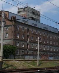 Мельница Нибура в Запорожье