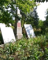 Памятник воинам в селе Ивано- Анновка